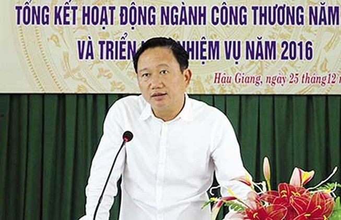 Ông Trịnh Xuân Thanh đi chữa bệnh, bệnh gì?