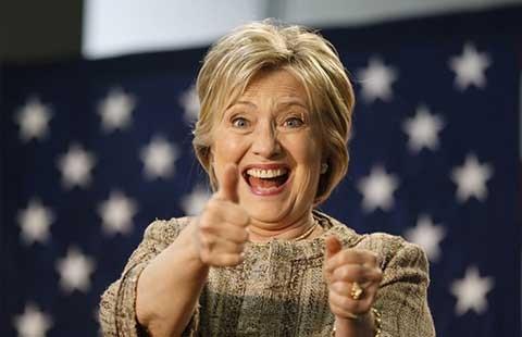 Muốn gặp bà Hillary Clinton có khi phải tốn 250.000 USD