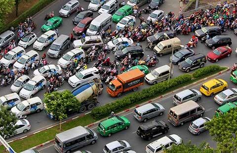 3.500 tỉ đồng làm đường trên cao vào sân bay Tân Sơn Nhất