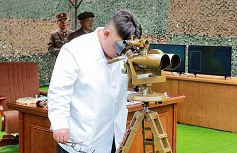 Ông Kim Jong-un kêu gọi tăng sức mạnh hạt nhân