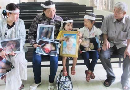 Mở lại phiên phúc thẩm vụ 5 công an Phú Yên đánh chết người
