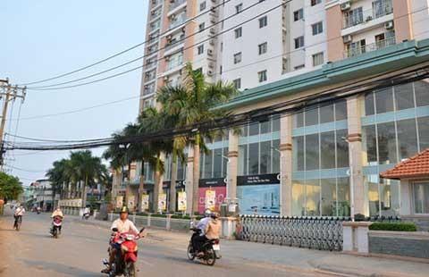Quận Tân Phú có lượng tranh chấp chung cư nhiều nhất