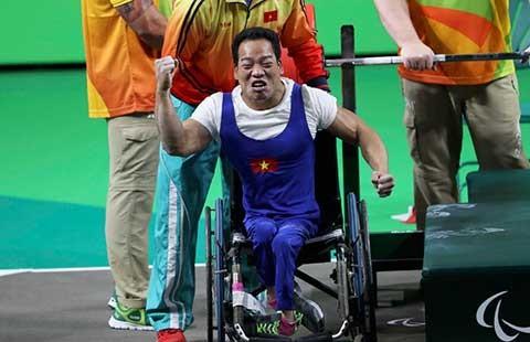 Cuộc sống 'du mục' của kỷ lục gia Paralympic