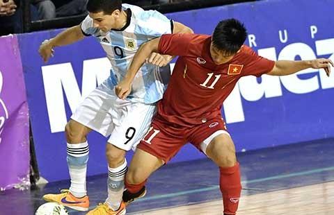 Futsal Việt Nam sẵn sàng World Cup 2016: Ẩn số thú vị