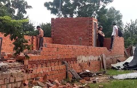 Nhà không phép ở Bình Chánh - Bài 1: Muốn xây kiểu nào, 'cò' chiều kiểu đó