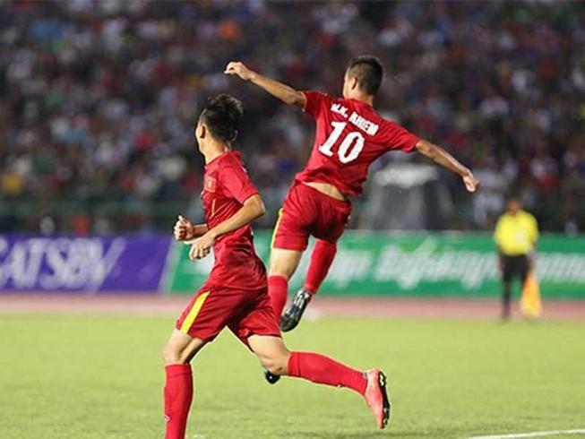Việt Nam - Kyrgyzstan (3-1): Tạo bước ngoặt lịch sử