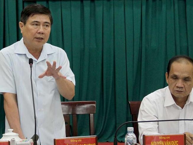 Các quận tiếp tục kêu cứu về trễ hồ sơ nhà đất