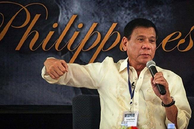 Tổng thống Philippines thăm Việt Nam