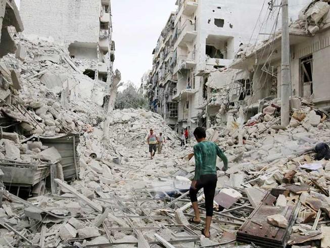 Hội đồng Bảo an LHQ lại họp về tình hình Syria