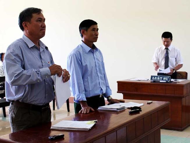 Thầy giáo bị giam oan thắng kiện hiệu trưởng