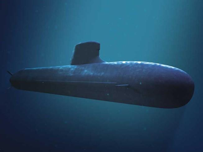 Úc chọn Mỹ trang bị hệ thống chiến đấu cho tàu ngầm