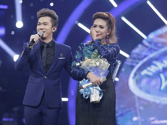Cô gái Phi gây bất ngờ trong Vietnam Idol