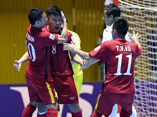 Đội tuyển Futsal VN đoạt danh hiệu Fair Play của FIFA