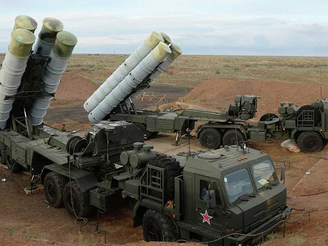 Nga tăng cường vũ khí ở Syria