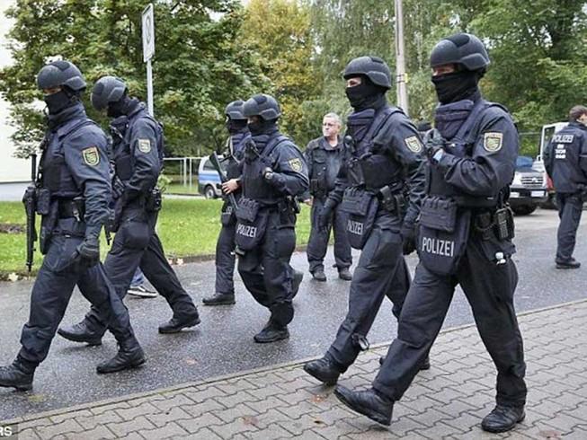 Công dân Syria âm mưu tấn công khủng bố ở Đức