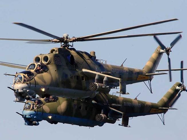 Thông qua thỏa thuận triển khai không quân Nga