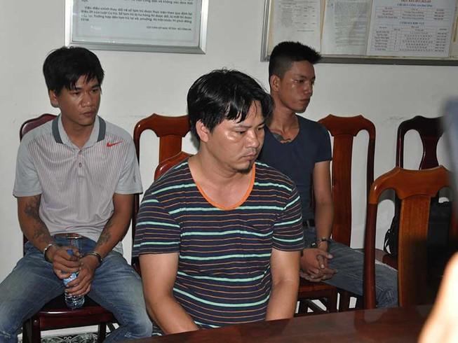 Từ TP.HCM ra Đà Nẵng thuê giang hồ đòi nợ