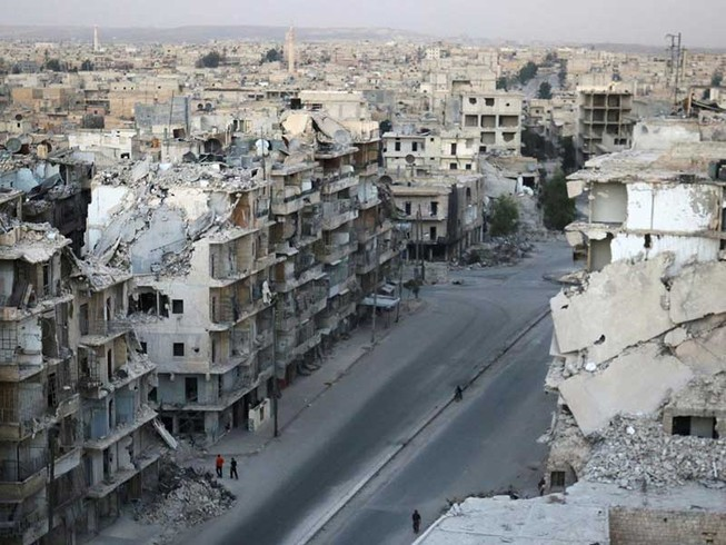 Nga bảo đảm cho quân nổi dậy rút khỏi Aleppo