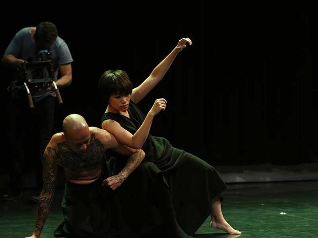 Trần Ly Ly muốn có không gian cho múa khỏa thân