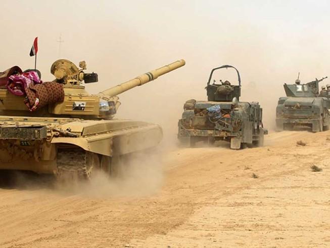 Chiến sự ác liệt bên ngoài Mosul và nỗi lo người tản cư