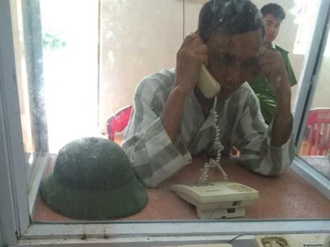 'Ông Trần Văn Vót không oan'