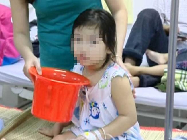 Vĩnh Long: Gần 80 trẻ mầm non ngộ độc thực phẩm
