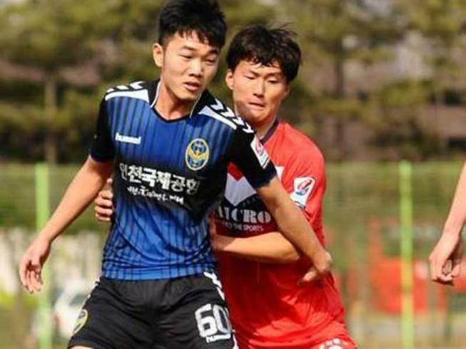 Xuân Trường ra sân trận play off giải K-League