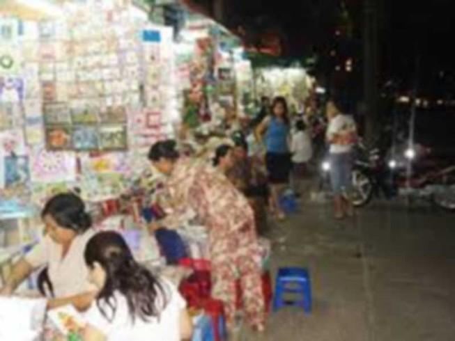 Chợ thiệp Sài Gòn