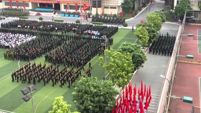 Tạo điều kiện thuận lợi cho Học viện Kỹ thuật quân sự