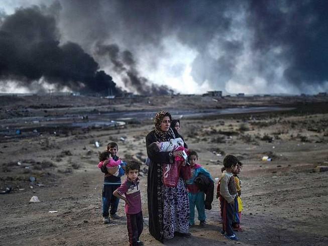 Chiến dịch tái chiếm Mosul bước sang tuần thứ 3