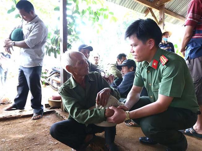 Tỉnh phối hợp Bộ Công an làm rõ vụ Long Sơn