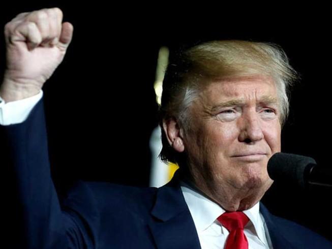 Ông Trump bất ngờ đắc cử Tổng thống Mỹ!