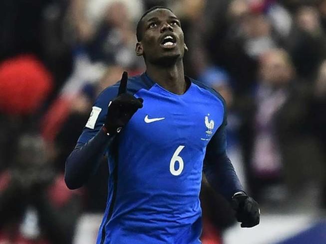 Pháp - Thụy Điển (2-1): Pogba khẳng định giá trị