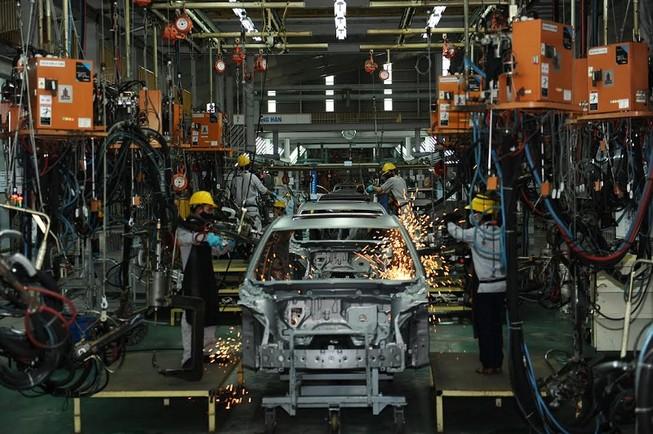 Hàng loạt doanh nghiệp ô tô bị truy thu thuế