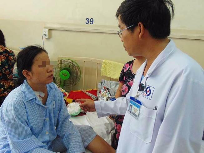 Mổ bắt thai cứu cả mẹ lẫn con bị hội chứng HELLP
