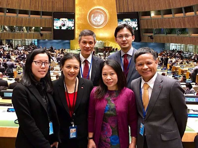 Đại sứ Nguyễn Hồng Thao kể chuyện cuộc đua vào ILC