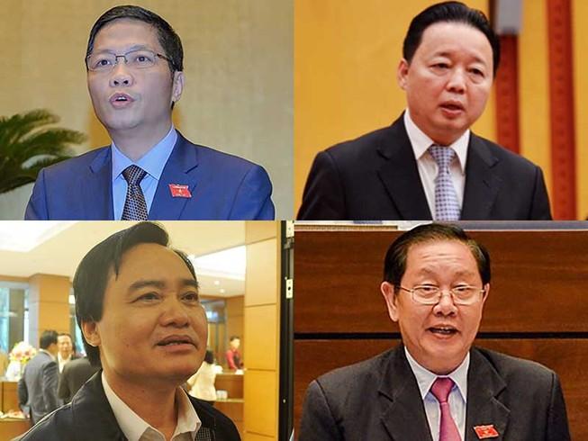Quốc hội khóa XIV: Lần đầu tiên chất vấn