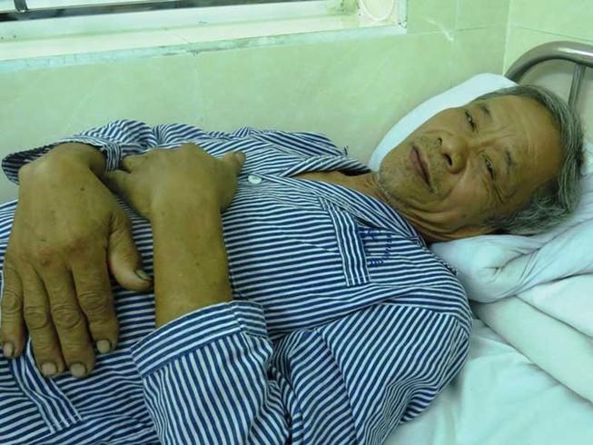 Thẩm phán đánh cha vợ nhập viện đã rời khỏi nơi cư trú