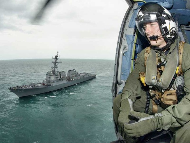 Đô đốc Harry Harris: Mỹ tiếp tục ở lại Thái Bình Dương