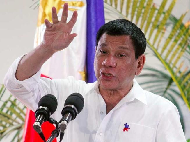 Tổng thống Duterte muốn rút khỏi ICC như Nga