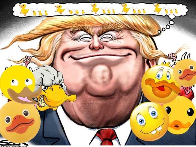 Tin vịt là 'thế lực bí ẩn' giúp ông Trump chiến thắng?
