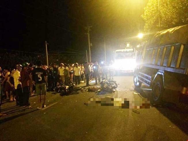 Nguyên nhân ban đầu vụ TNGT khiến 5 người tử vong