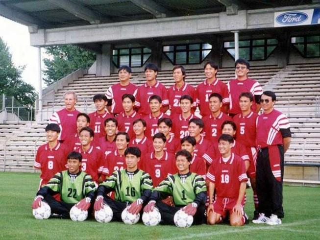 20 năm AFF Cup và những giấc mơ dang dở