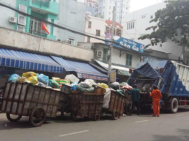 64.000 tỉ giảm ô nhiễm ở TP.HCM