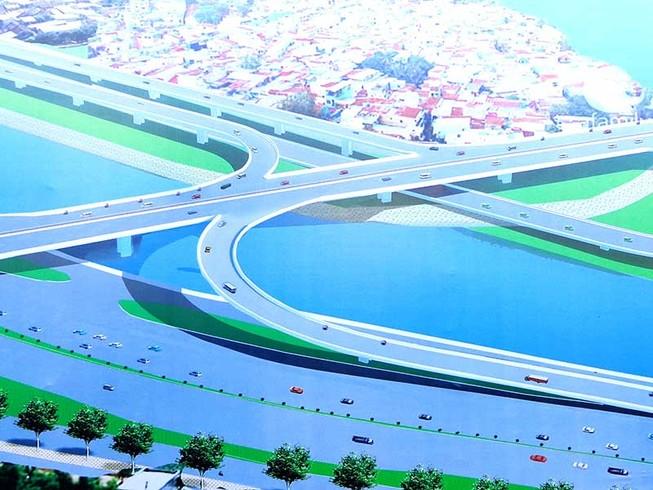 TP.HCM khởi công hai nhánh lên xuống cầu Nguyễn Văn Cừ