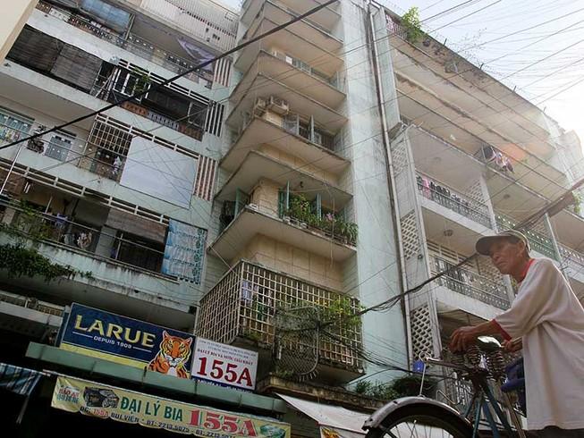 Nhà chung cư: Nhớ xem diện tích thông thủy
