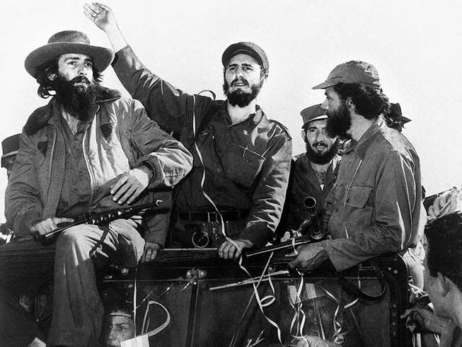 Tượng đài cách mạng Fidel Castro từ trần