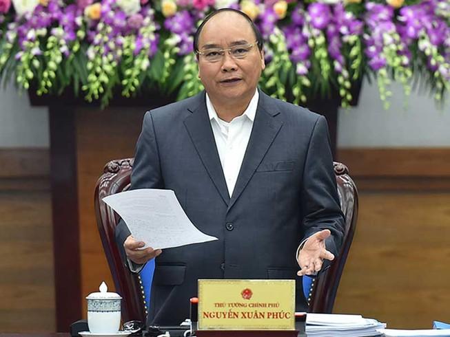 Thủ tướng: Các tỉnh không về Hà Nội chúc tết