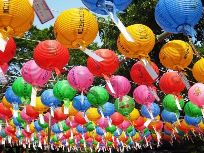 Hàn Quốc đem đèn lồng khổng lồ tới Việt Nam
