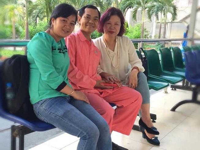 Báo Long An cảm ơn những người giúp nhà báo Hữu Bằng